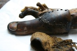 Egypt-Mummys-leather-and-wood-toe1
