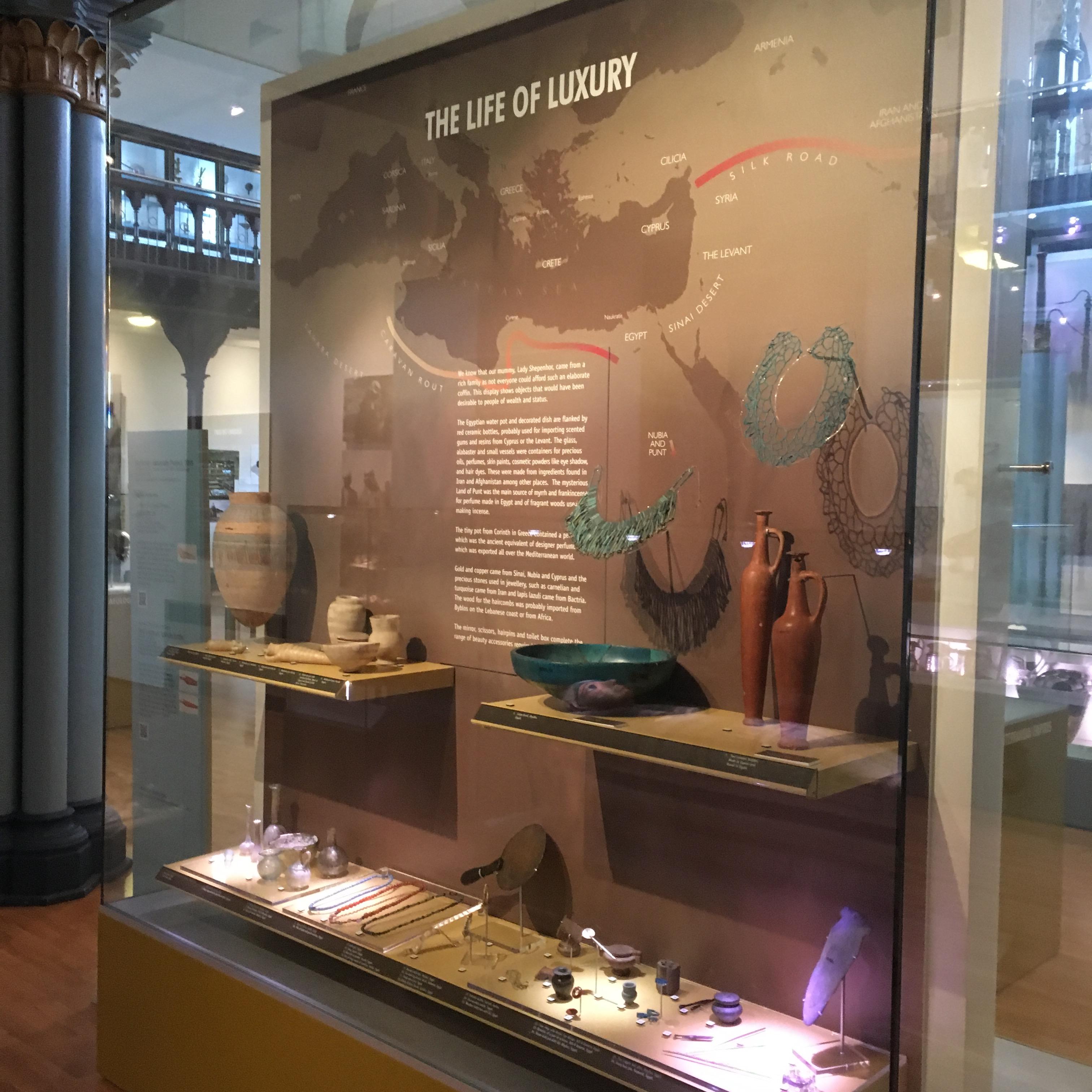 Hunterian Museum, Glasgow | Museum Visits